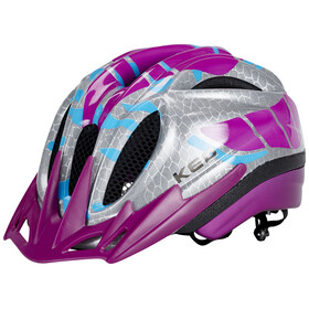 KED Meggy K-Star Bike Helmet Children purple